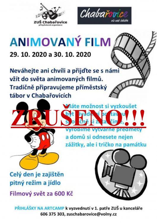 ARTCAMP 2020 - ZRUŠENO !!!