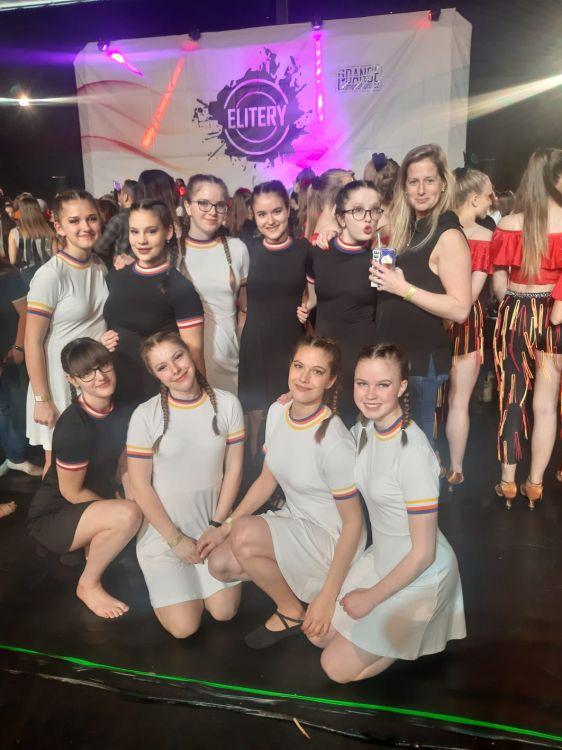 Taneční soutěž ELITERY 7.3.2020 (Louny)