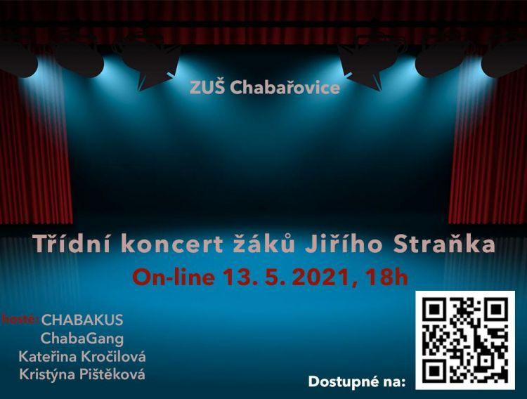 Třídní koncert žáků J.Straňka